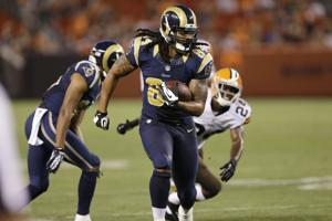 Thomas: Limiting turnovers key for Rams win Sunday