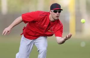 Grichuk misses workout with back stiffness