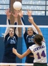 Girls Volleyball 15th Annual Metro Classic