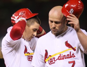 Cardinals are playoff-bound