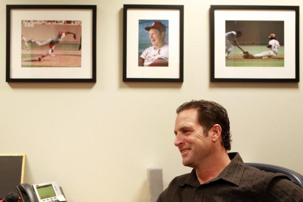 Cardinals manager Mike Matheny