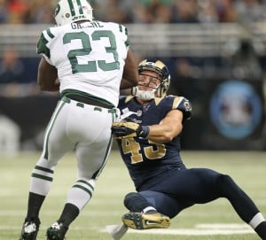Dahl bolts to 49ers as Long weighs Rams' offer