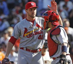 Cardinals soar home after series win