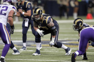 Gordon: Draft means little to Rams fans here