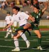 Haley Albert, Eureka soccer
