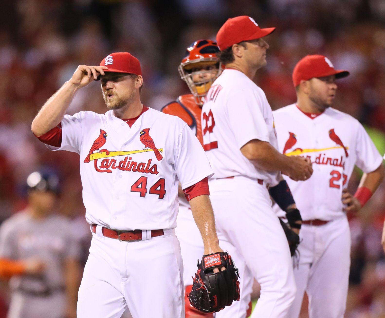 Cardinals notebook: Rosenthal struggles continue