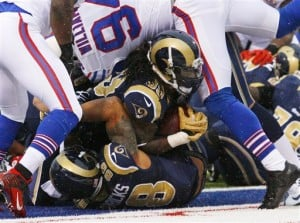Rams Report Card: Defensive front is Grade A