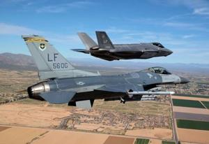 Short take: In warplanes as with frozen custard, buy local