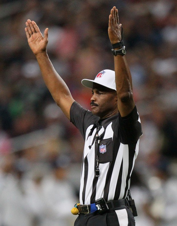 how to become an nfl referee salary