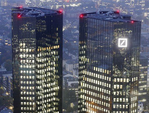 Finra Fines Deutsche Bank $12.5 Million Over Communications Supervision