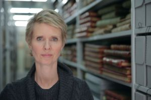 Cynthia Nixon finds family link to Missouri penitentiary