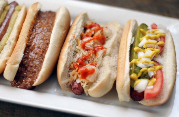 Hot Dog Places In St Louis