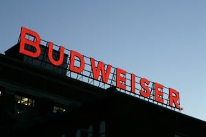 Anheuser-Busch InBev earnings rise, US outlook improving