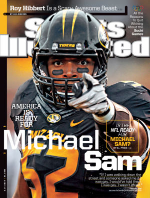What Michael Sam means to young, gay, black men