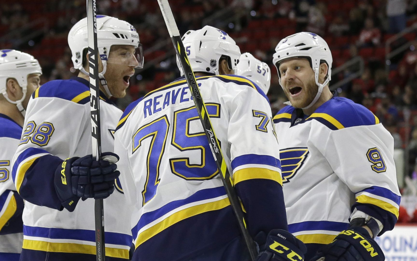Blues win in shootout again