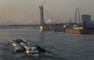 Mississippi River 'report card' gives watershed a D+