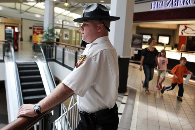 He and his fellow officers are responsible for enforcing a teen curfew, ...