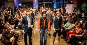 Men's fashion catwalks in St. Louis, New York and Zoolander 2