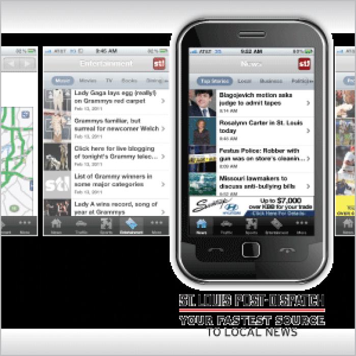 St louis post dispatch mobile