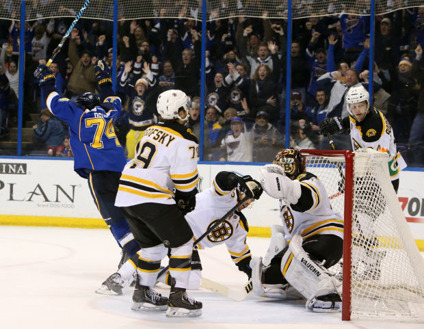 Oshie Saves The Day For Blues