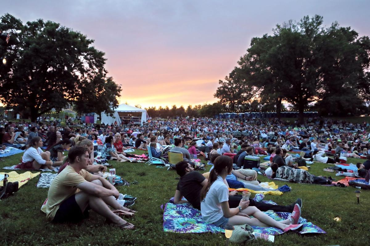 Image result for shakespeare in the park st louis