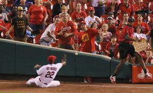Game blog: Venable's homer in 11th gives Padres win over Cards