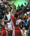 McCluer-McCluer North boys basketball
