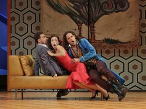 Opera review: Lots of laughs in Opera Theatre's 'Barber of Seville,' but not much logic