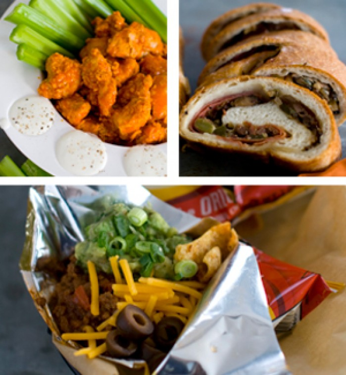 'Walking Taco' bar is a kick for Super Bowl parties ...