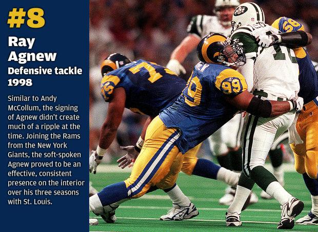 Top Ten Best Rams Free Agent Signings Gallery
