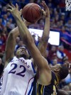 Missouri loses at Kansas