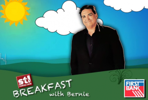 Breakfast with Bernie:  Bradford shines in victory