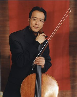STLers enjoy Yo Yo-Ma's Chicago mall jam