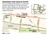 Revised Loop Trolley Route map