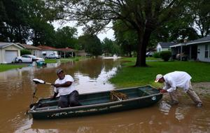 Flooding closes roads, businesses in St. Louis area
