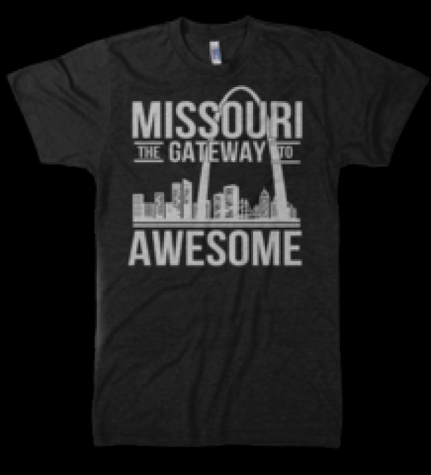 Missouri company selling do good tees lifestyles for Shirt printing springfield mo