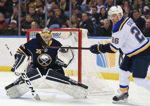 Stastny's return provides lift for Blues