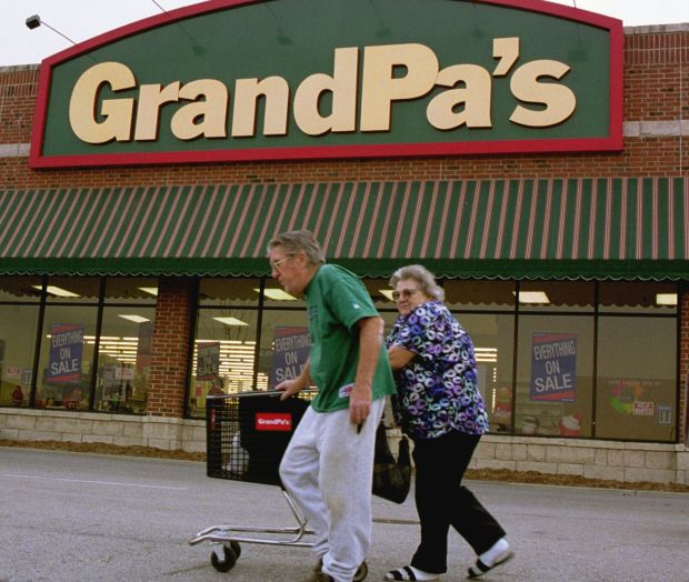 Revival Of Grandpa 39 S Name Appears To Be Short Lived Business