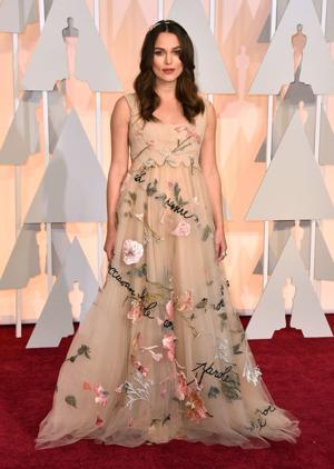Most puzzling looks of the Oscars red carpet