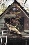 Fatal fire in 5300 block of Theodosia Avenue