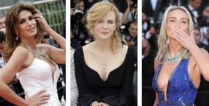 Oh la la! Fashions from Cannes Film Festival