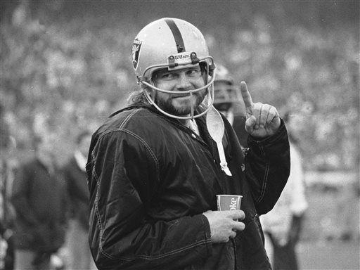 Former NFL quarterback Ken Stabler had brain disease CTE