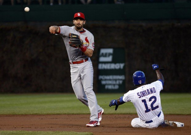 Bytes: Cards-Cubs rivalry lacks drama