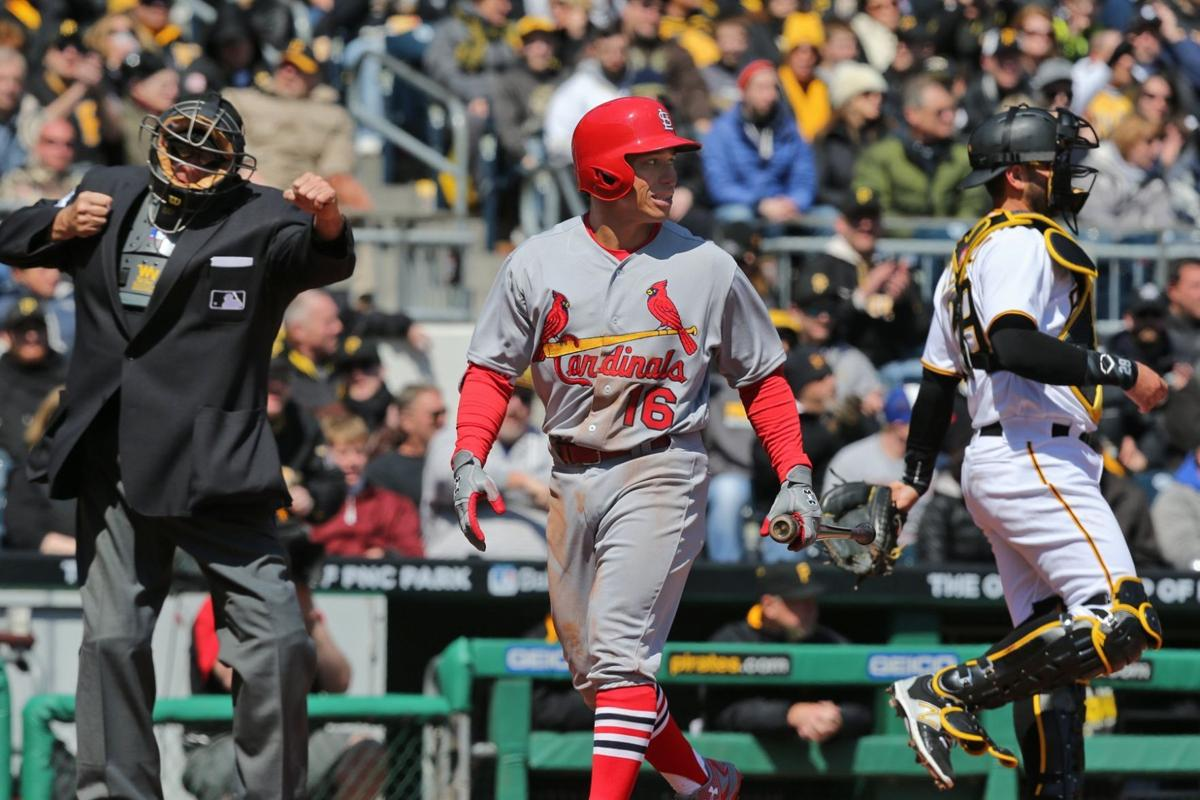 Cards get a cold start in Pittsburgh