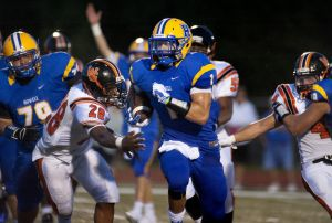 Offensive line paves way for Howell's rout of Webster Groves