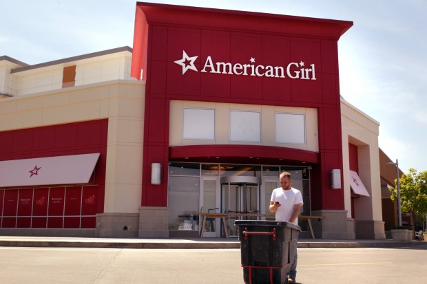 Fans of American Girl dolls will have to travel to Kansas City or Chicago to shop at the retailer after the chain's Chesterfield Mall store closes next month. American Girl, which opened at.