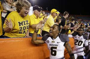 Matter Video: Mizzou rebounds against Florida