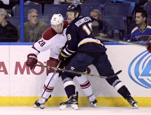 Bouwmeester expects to rebound for Blues