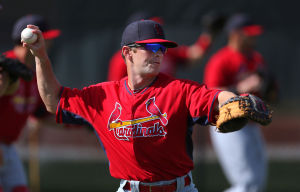 Cards have another Rasmus in camp