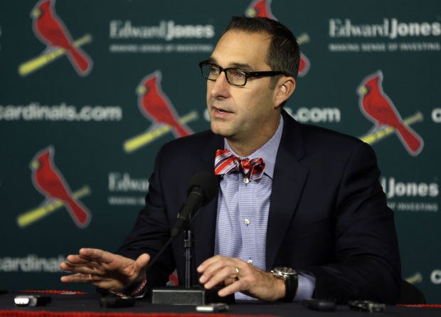 Strauss: Mozeliak moves to fix two problems